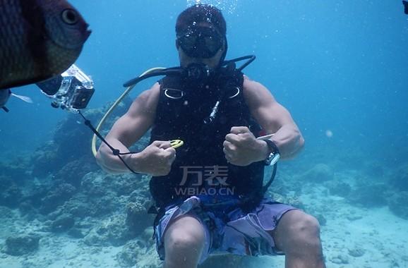 盘点潜水员专用手表功能,带你遨游在水中