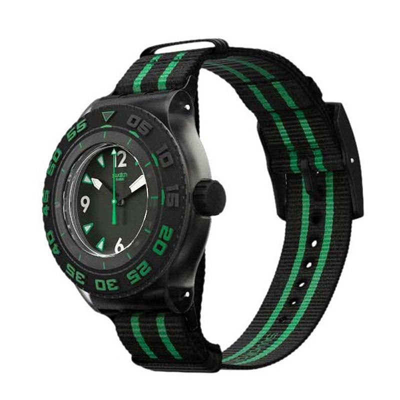 Swatch斯沃琪运动手表用时髦色彩燃点运动激情