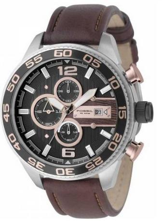 摩登复古风来袭——fossil运动手表,展现真实的自我
