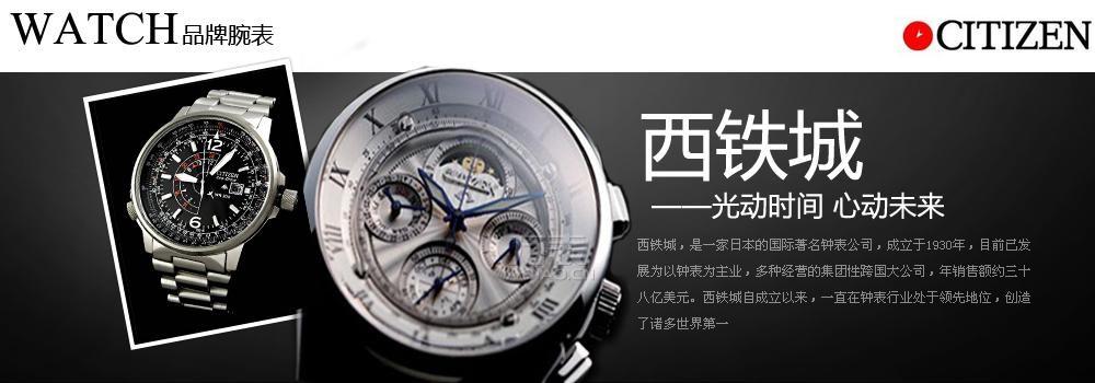 citizen手表使用说明书,将citizen手表掌握在手中