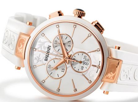 四大女士运动手表表款展示,感受律动的美