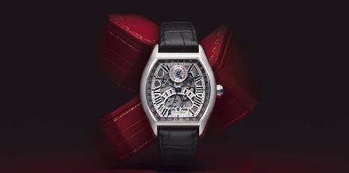 cartier手表genuine leather 将腕间舒适发挥到极致