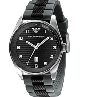 尊贵的象征:阿玛尼男士休闲手表,奢华体验