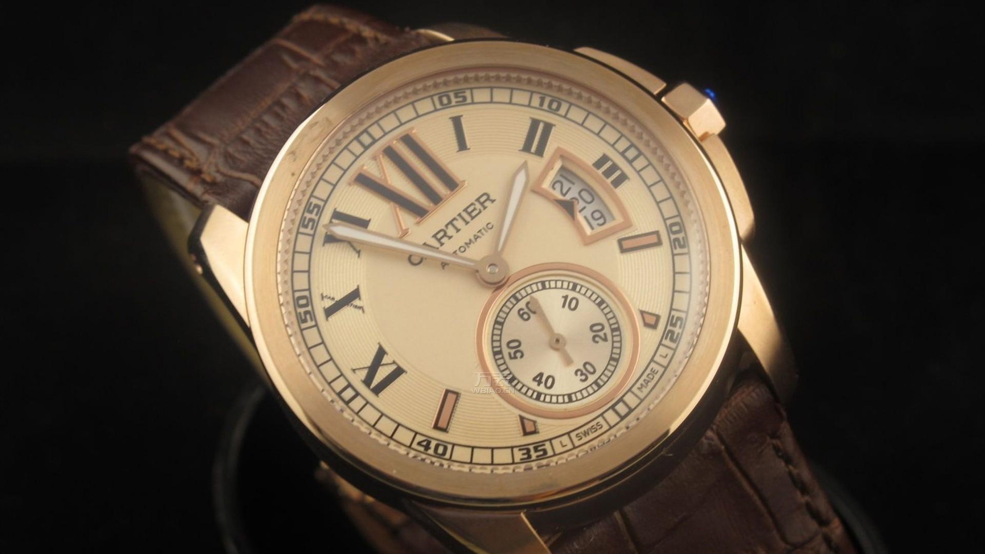 盘点日本卡地亚手表价格以及手表保养费用