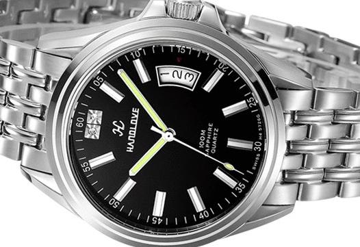 汉爱时尚手表,爱与手表的完美结合