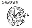 劳力士手表说明书配图讲解,教你调整日起星期保养等常识