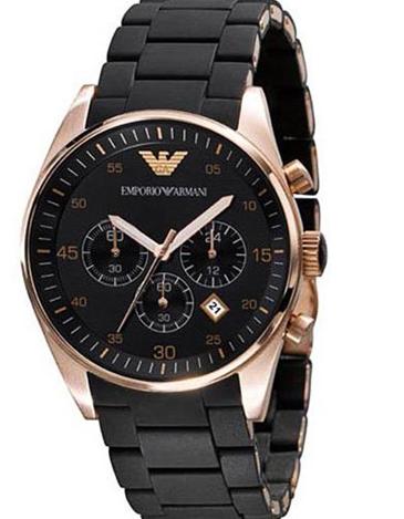 阿玛尼的手表好吗,从阿玛尼质量和真假鉴别等方面细看