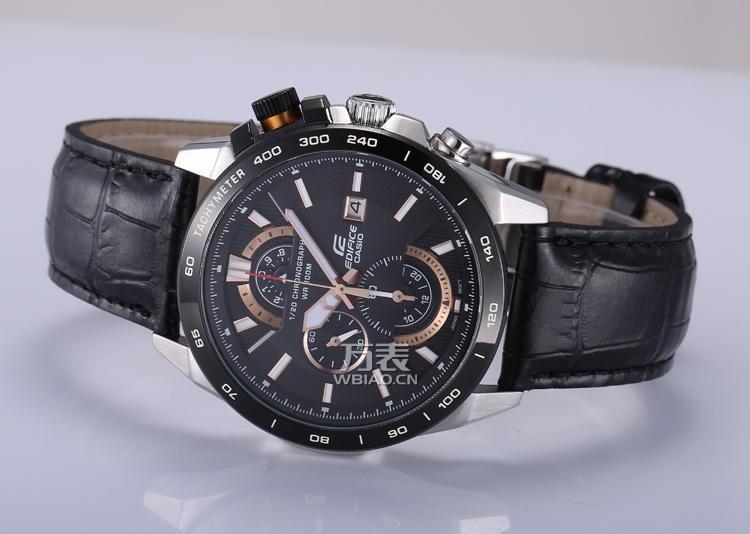 卡西欧皮带男士手表,展现男士优雅的成熟魅力