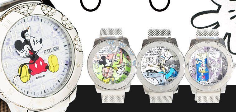 儿童迪士尼手表怎么样?孩子们的迪士尼梦幻天堂
