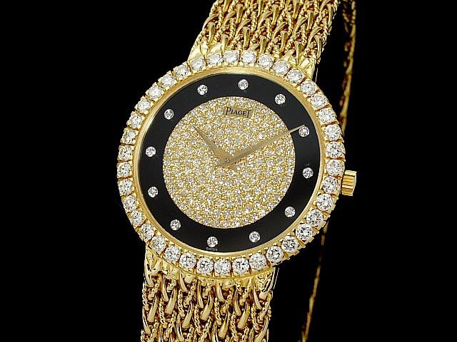 镶钻手表护理全册 让你的镶钻表永久闪烁光耀