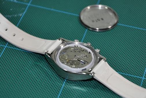 天美时手表换电池,如何手动换天美时手表电池?