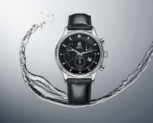 林峰代言依波路手表,彰显华贵尊荣