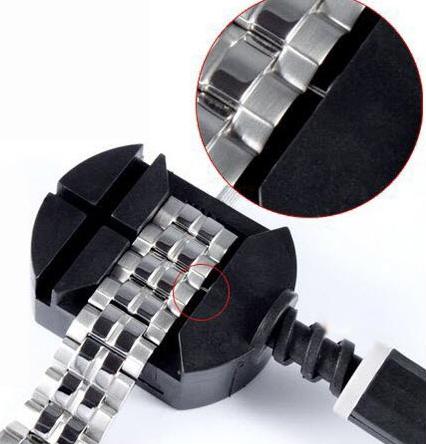 如何用拆表器拆卸表带?详叙手表表带拆卸方法