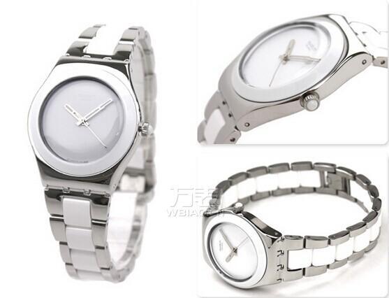 制表界的新宠:陶瓷表链手表,优雅精致典范