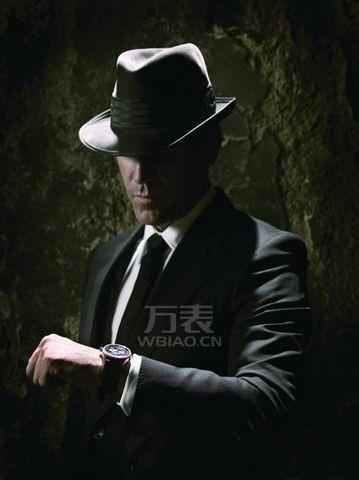 品味与身份的象征:男性手表图片鉴赏,教你选表技巧