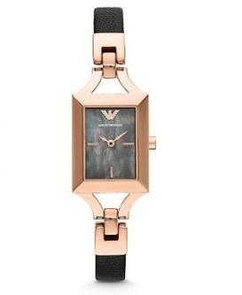 阿玛尼手表怎么样——国际上的肯定