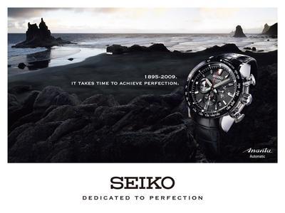 日产精工手表,人性化理念引领舒适生活