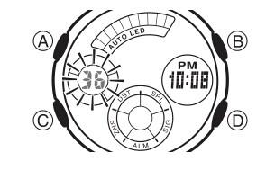 腕表大课堂:卡西欧手表4778说明书(官方全解)