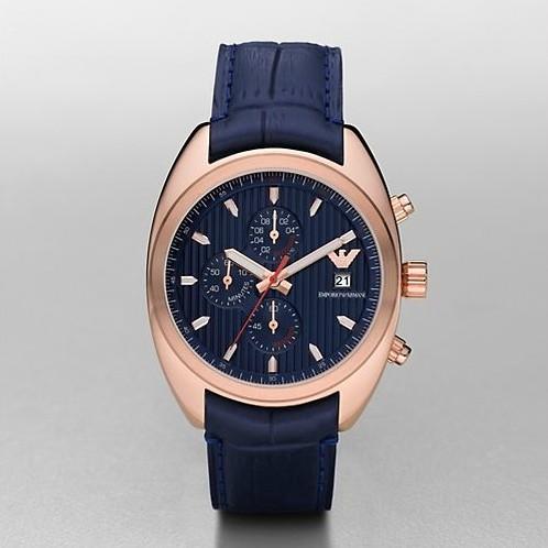 阿玛尼男士皮带手表推荐,阿玛尼手表独有时尚俘虏人心