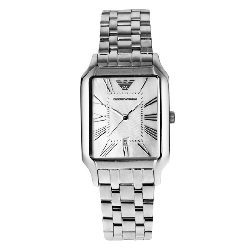 阿玛尼手表ar-0415打破阳刚与阴柔的界限