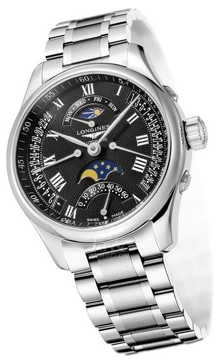 琴名匠六针说明书,教你如何使用浪琴名匠六针手表