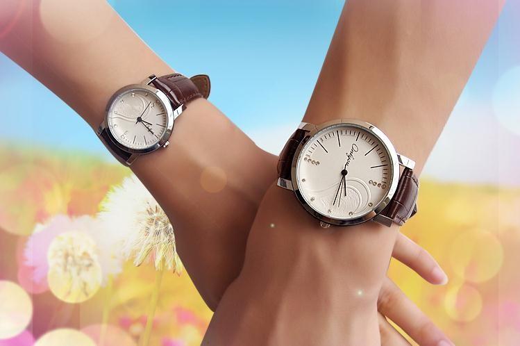 浪琴机械情侣手表怎么样?诠释情侣心灵感应的首先