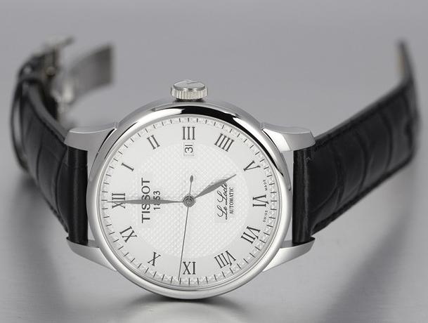 天梭机械表保四点技巧,手表十年如一日的完美