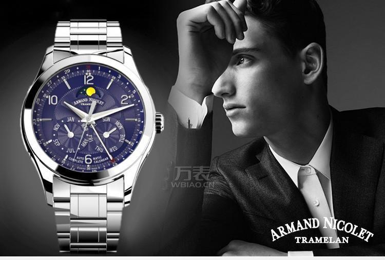 男生一般戴什么牌子的手表?四大手表品牌打造百变男士角色