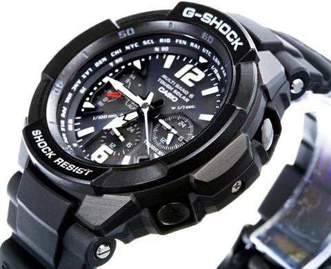 卡西欧gw3000手表——别具一格的腕上科技