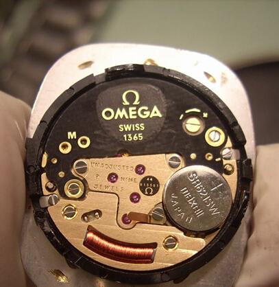 欧米茄手表维修费用大全:多种维修费用全解