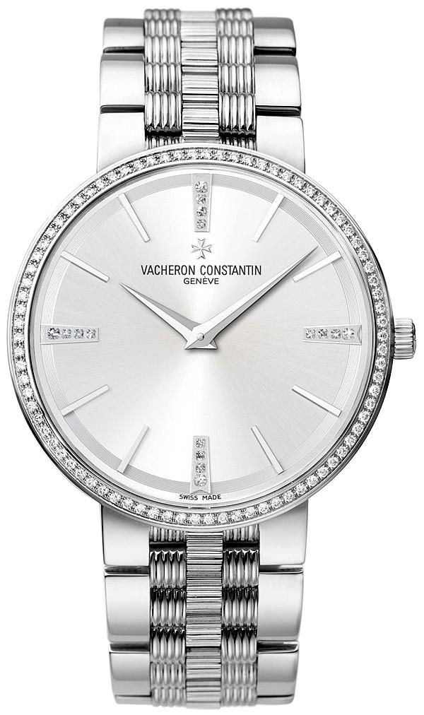 好表配好镜:江诗丹顿手表玻璃材质大解读