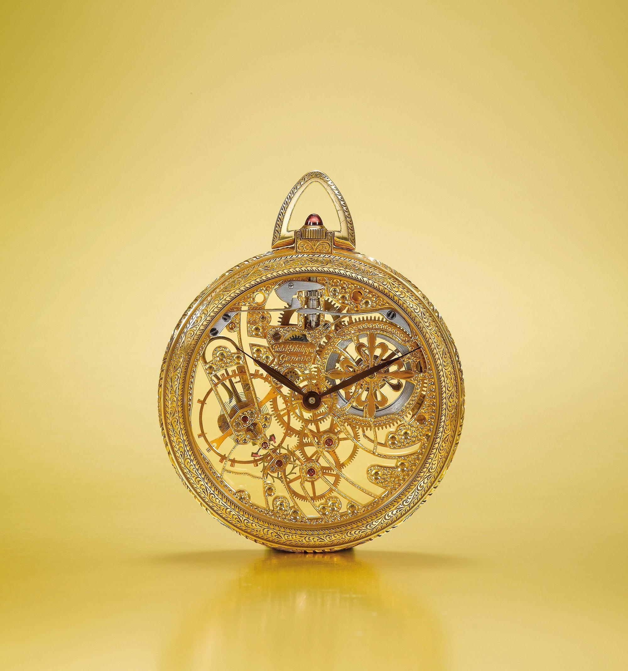 百达翡丽双面镂空,最奢华的世界限量表款推荐