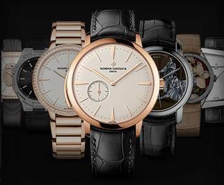 江诗丹顿男士皮带手表,寻觅秋冬时下的腕间品味