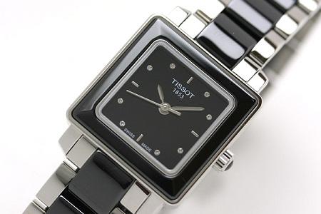 彰显优雅气息与现代风尚——天梭方形腕表
