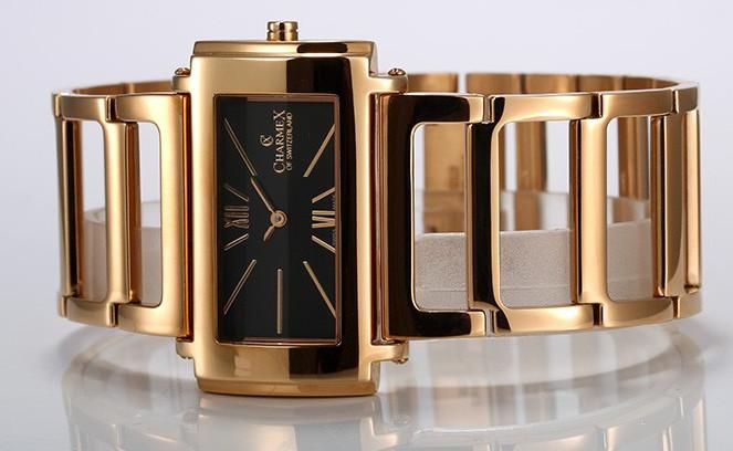 高贵何须掩藏:玫瑰金色的手表大赏