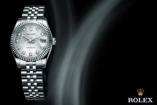 劳力士女式手表图片展示:光彩夺目,腕上魅力无限
