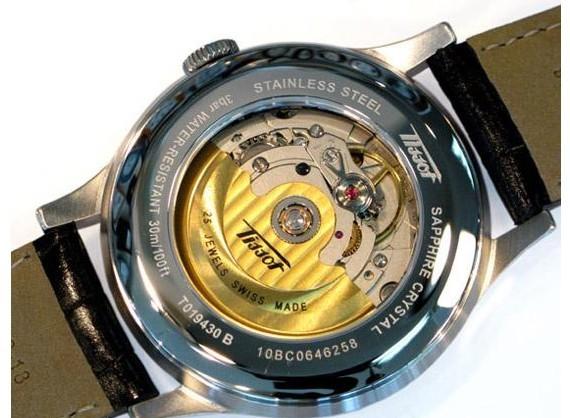 怎么看天梭手表真假?简单几步让你学会辨别技巧