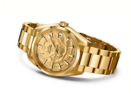 欧米茄全金手表价格 诠释尊贵魅力的收藏珍品