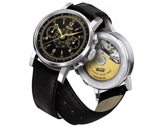 天梭限量版手表 为你详解天梭典藏1941复刻限量版