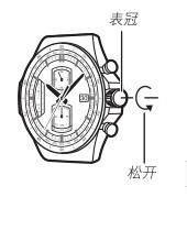 卡西欧手表5239说明书(精简版)——调校一篇通