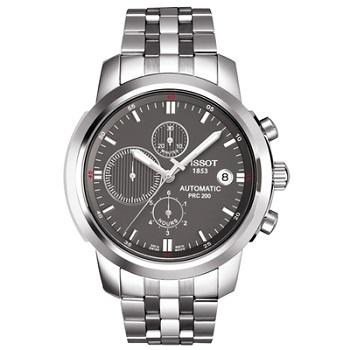 认识天梭三眼手表,技艺精湛让我们掌握精准的时间