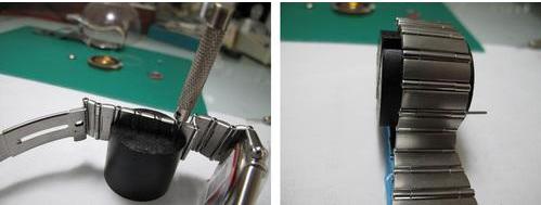 欧米茄表带松动 解决表带松动的方法与表带保养