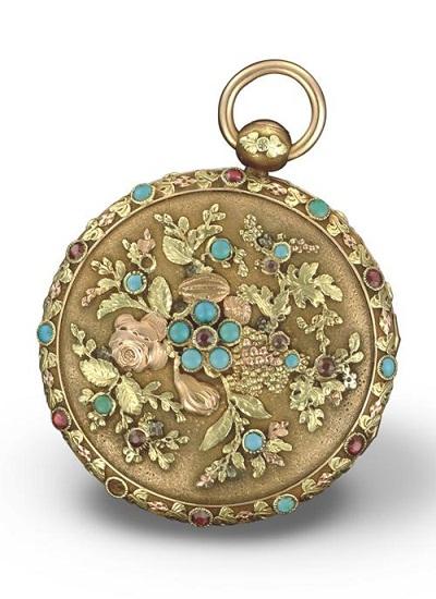江诗丹顿古董钟表欣赏,感受久远年代的魅力