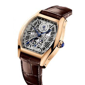 卡地亚手表质量好吗?数十道手续精心制作,高质量的水平