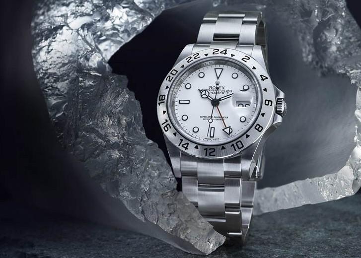 劳力士手表探险者 演绎追求超越的冒险精神