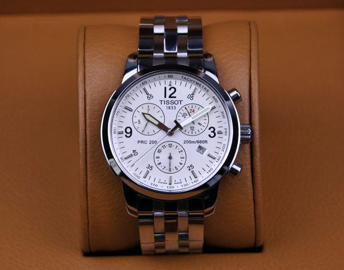 【天梭PRC 200系列】最经典的运动腕表—天梭prc200机械手表