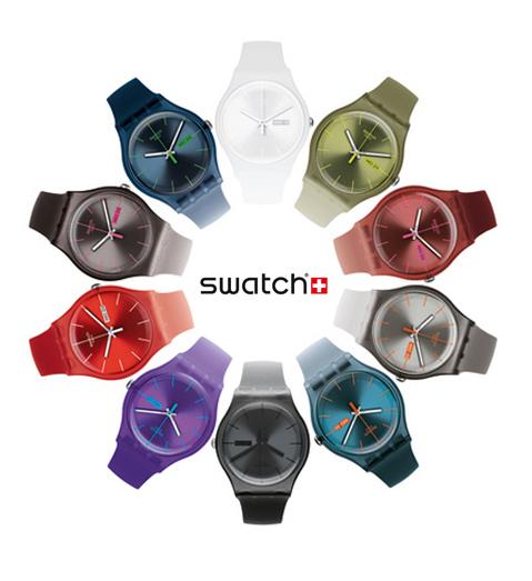 "swatch手表swissmade——""骚货""也有权威质证"