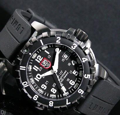 luminox手表怎么样?美国海军海豹部队所开发的标准制式用表