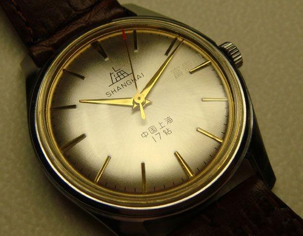 上海牌手表怎么样?带你领略传承地方特色的品牌