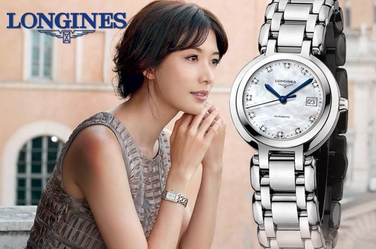 浪琴机械表女表 女性手腕间展现魅力的绝佳配饰